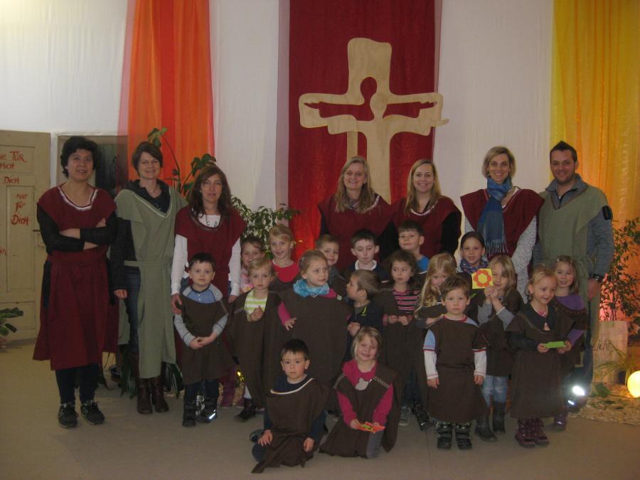 Kindergarten Dorfmitte