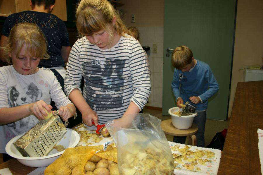 Kartoffelprojekt 2