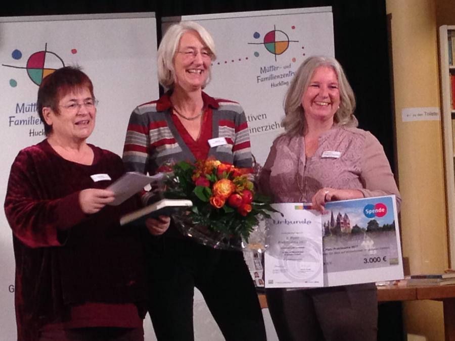 2. Preis: Mütter- und Familienzentrum Klara