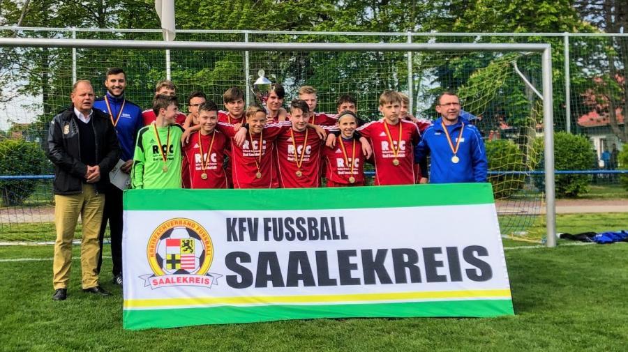 JSG Bennstedt/Großgräfendorf // Kreispokalsieger C-Junioren 2018/2019
