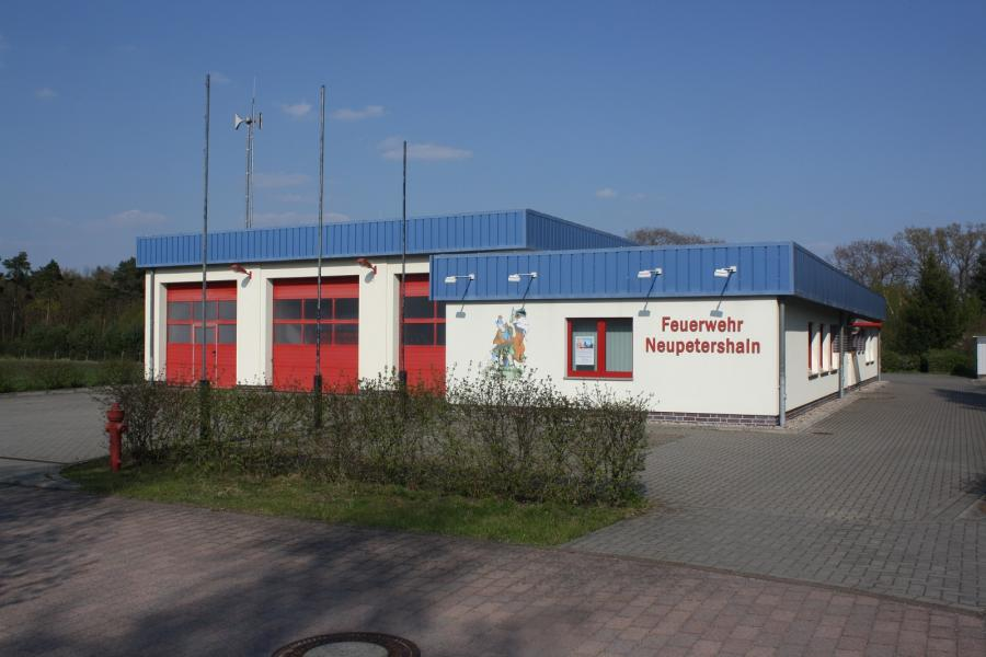 Feuerwehrhaus