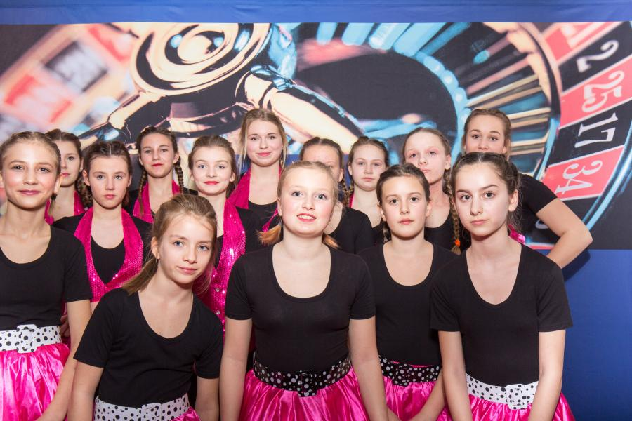 Showtanz Juniorgarde 2016