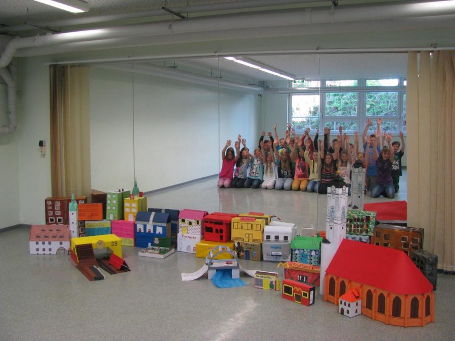 """3. Platz beim großen Schreib- und Kreativitätswettbewerb der Stiftung Lesen """"Freundschaft über Grenzen hinweg"""""""