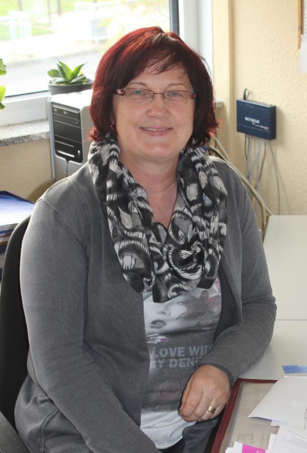 Frau Kieckbusch