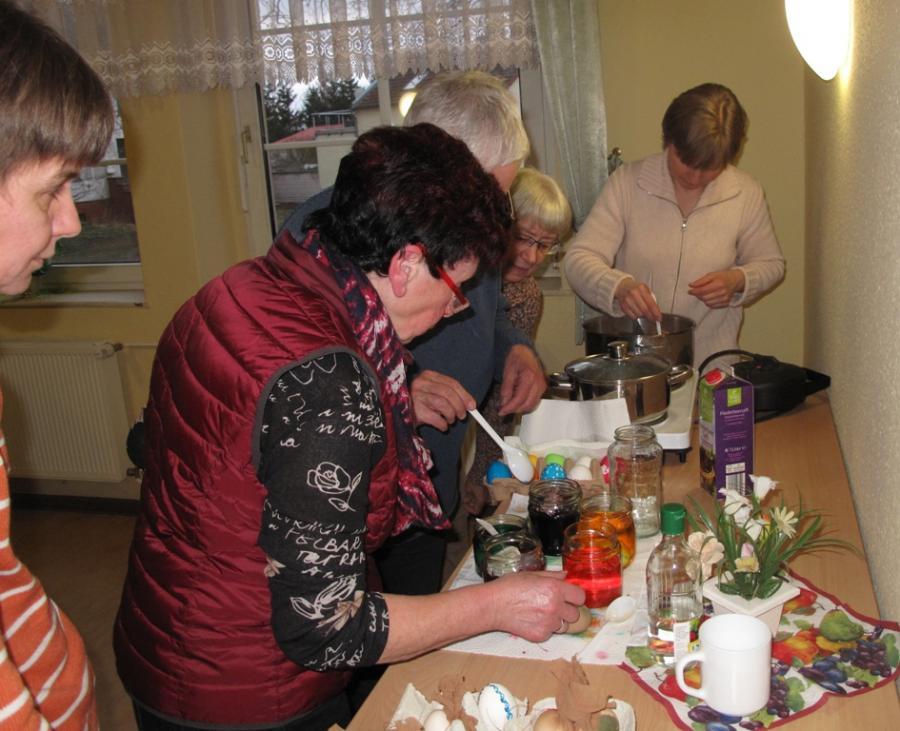 2016 Hilfe für den Osterhasen