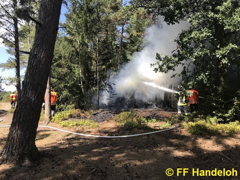 FW2 - Feuer Wald/Moor/Heide mittel