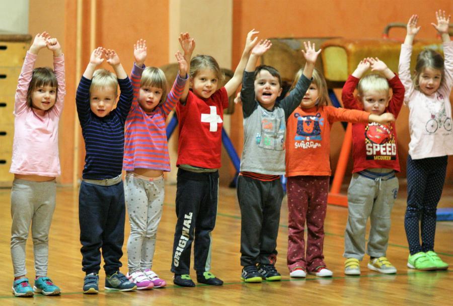 Flizzy-Kindersportabzeichentag