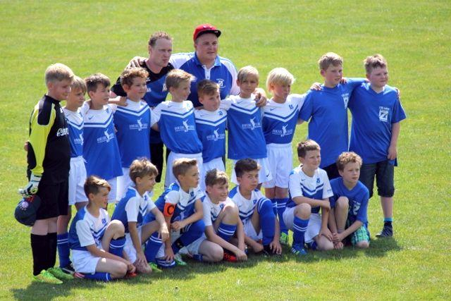 Kreispokalsieger 2015 E-Junioren
