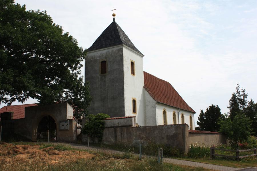 Kirche Mautitz