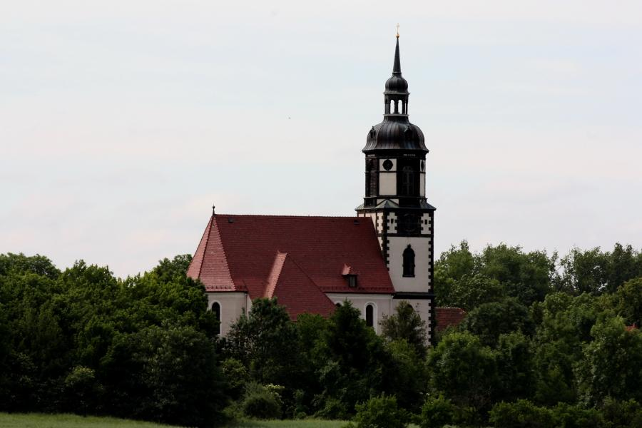 Kirche Bloßwitz