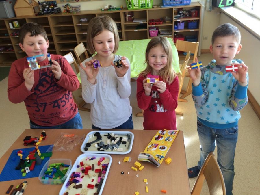 Lego für Smargdgruppe 2