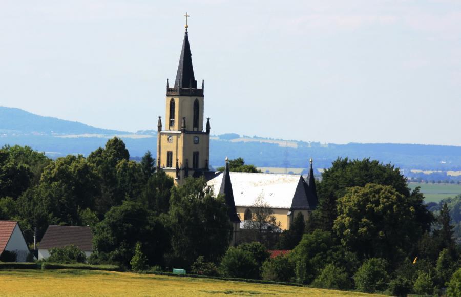 Kirche Staucha
