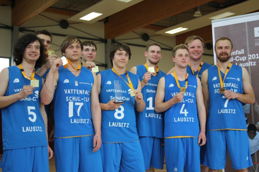 Mannschaft Vattenfall-Cup