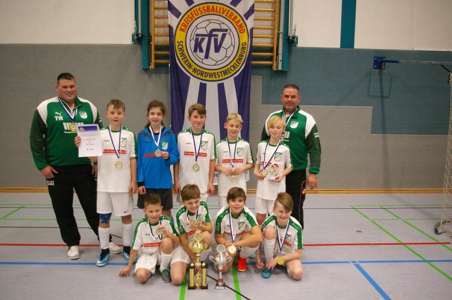 E-Junioren (KOL) PSV Wismar