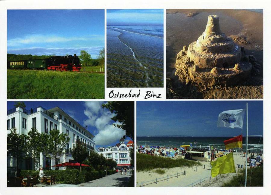 Impressionen Ostseebad Binz