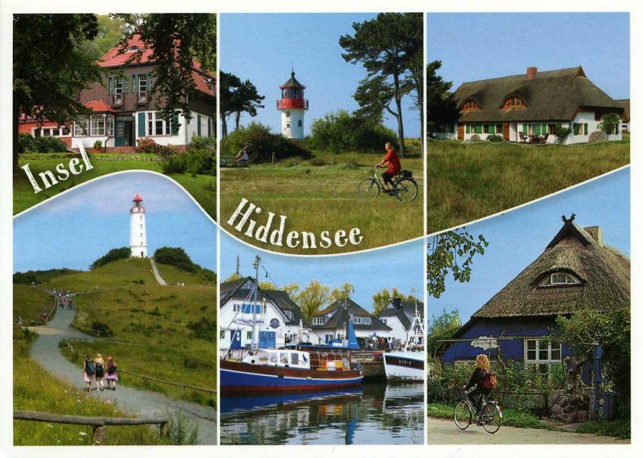 Impressionen von Hiddensee