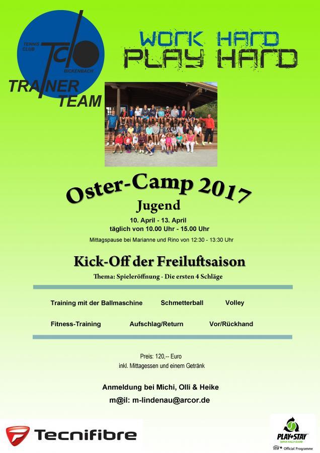 Ostercamp 2017