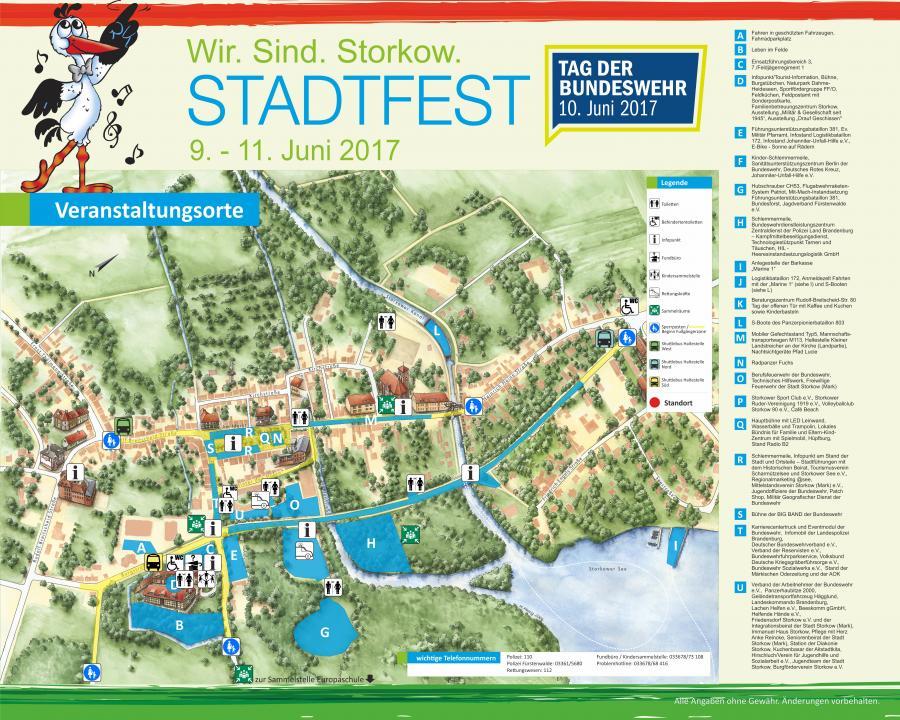 Tafel Stadtfest