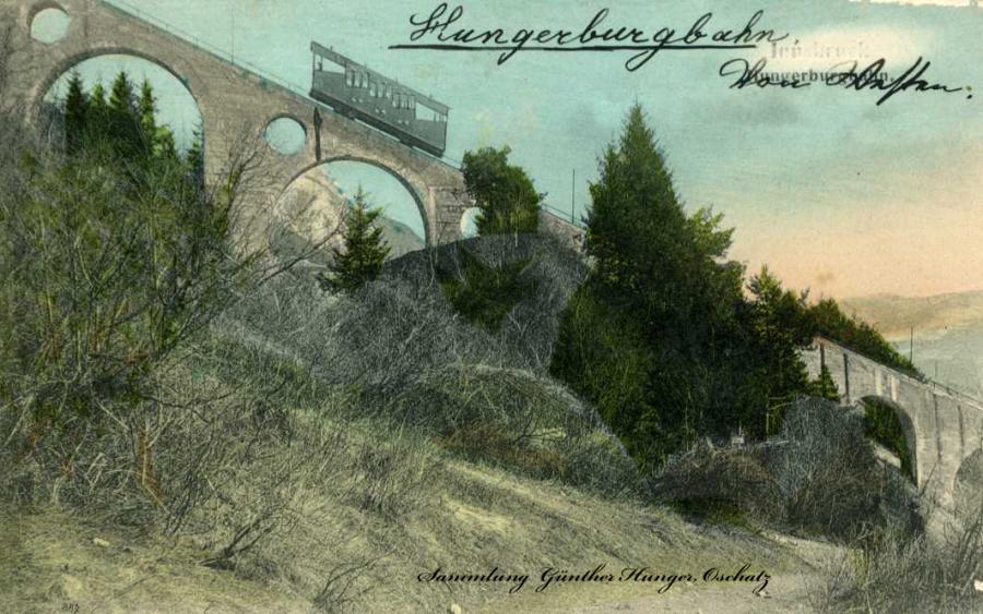 Innsbruck Hungerburgbahn