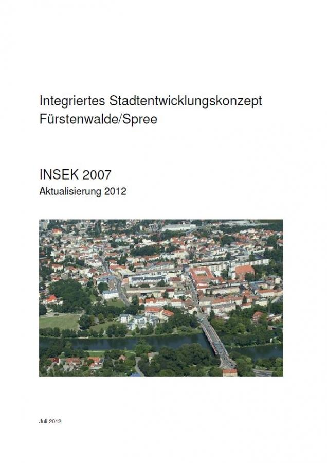INSEK 2012_Titelblatt