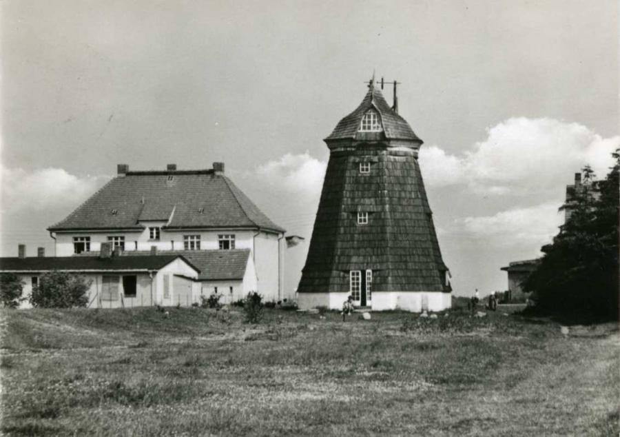 Insel Hiddensee 1968