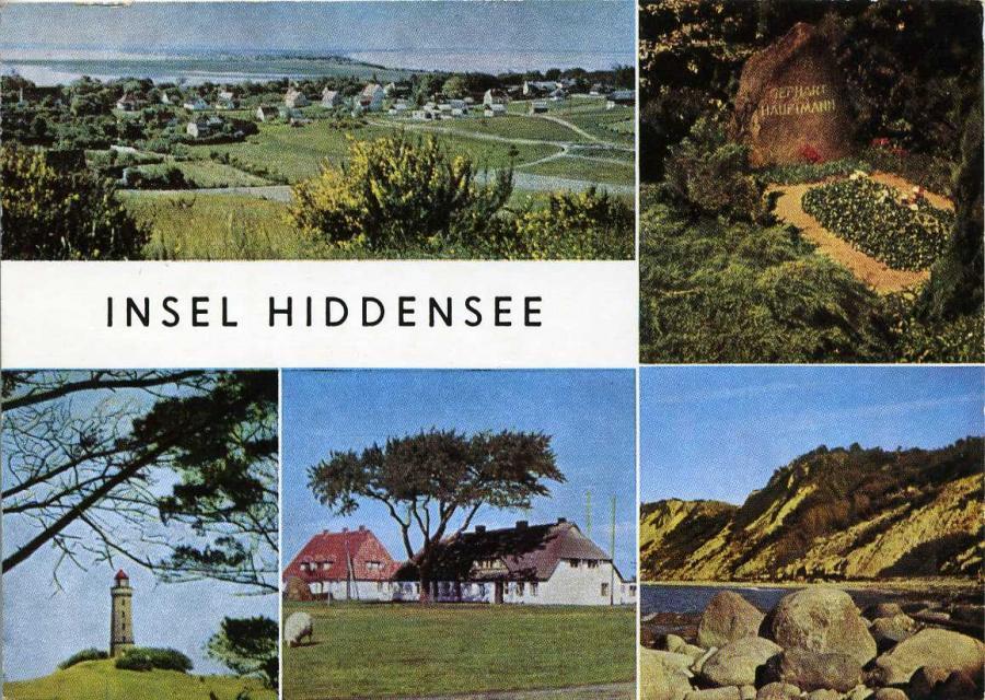 Insel Hiddensee 1975