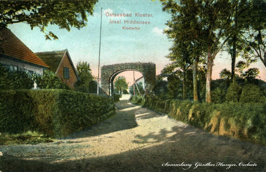 Ostseebad Kloster