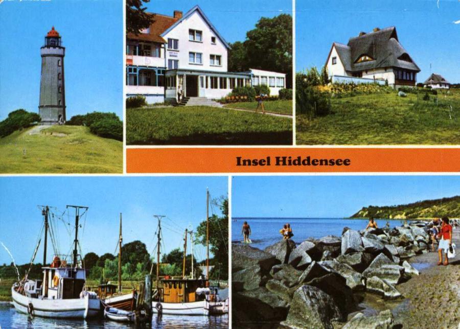 Insel Hiddensee OT Kloster