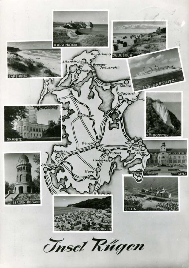 Insel Rügen 1963