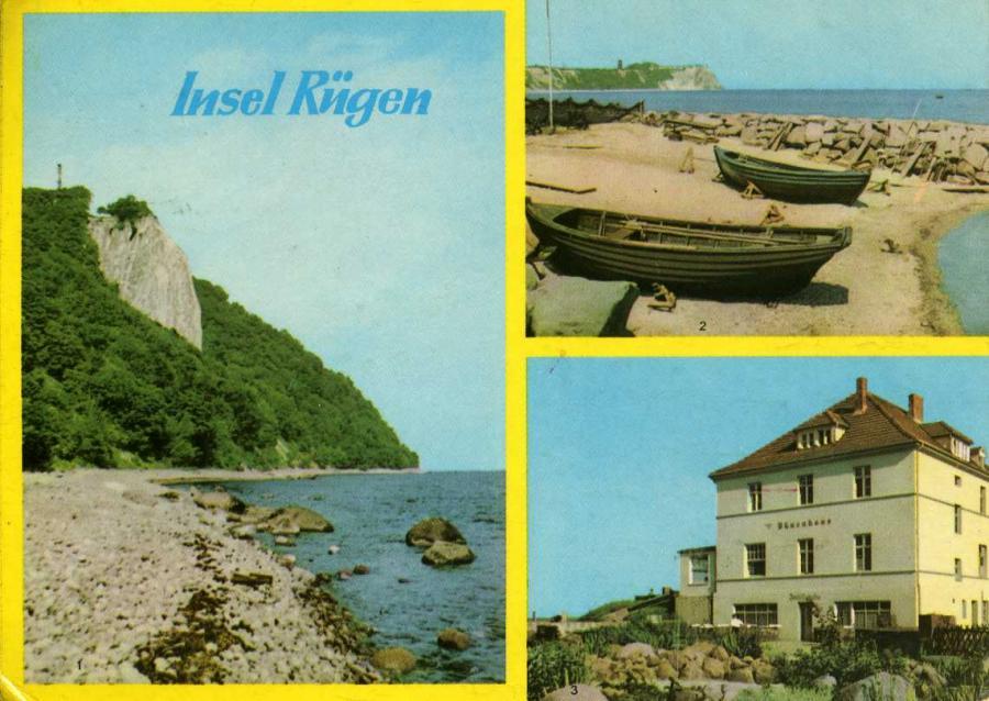 Insel Rügen 1966