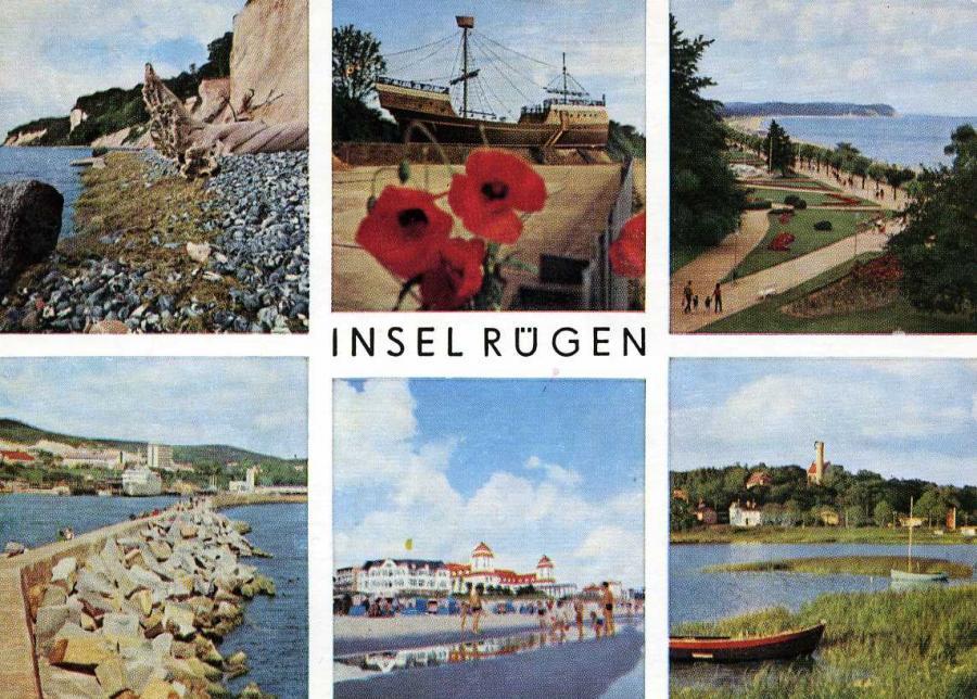 Insel Rügen 1975
