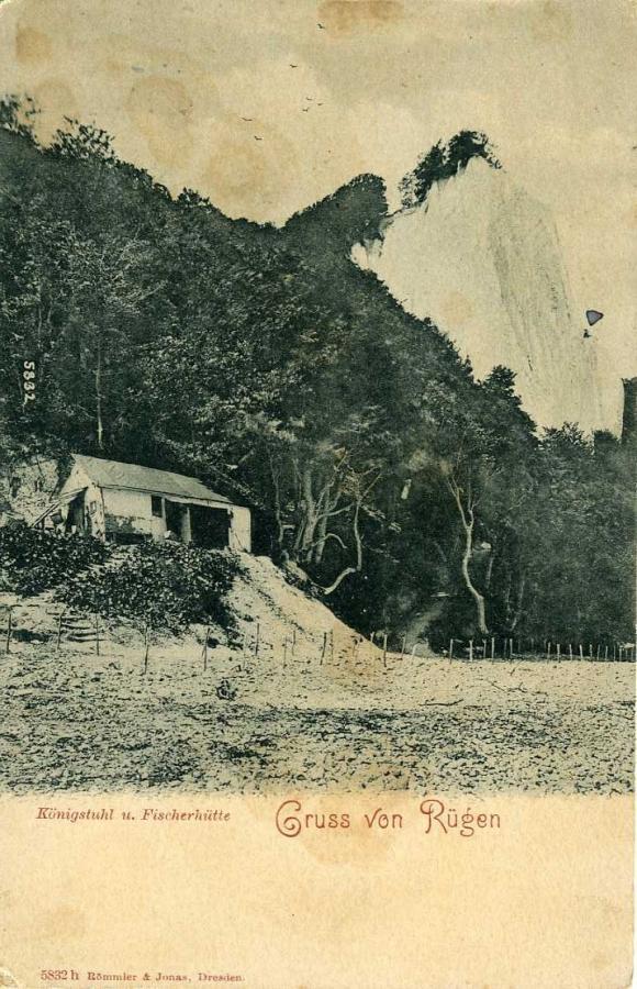 Königsstuhl u.Fischerhütte