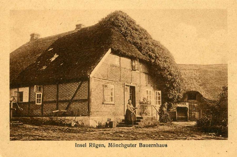 Insel Rügen Münchguter Bauernhaus