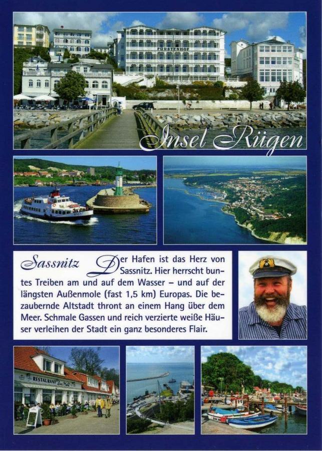 Insel Rügen Sassnitz