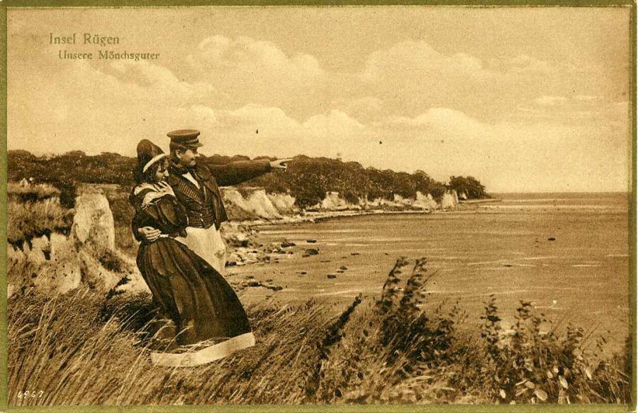 Insel Rügen Unsere Mönchsguter