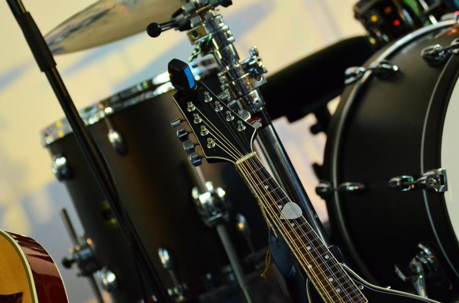 Instrumente Band klein