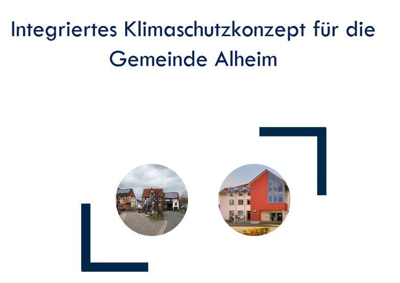 integriertes Klimaschutzkonzept Alheim