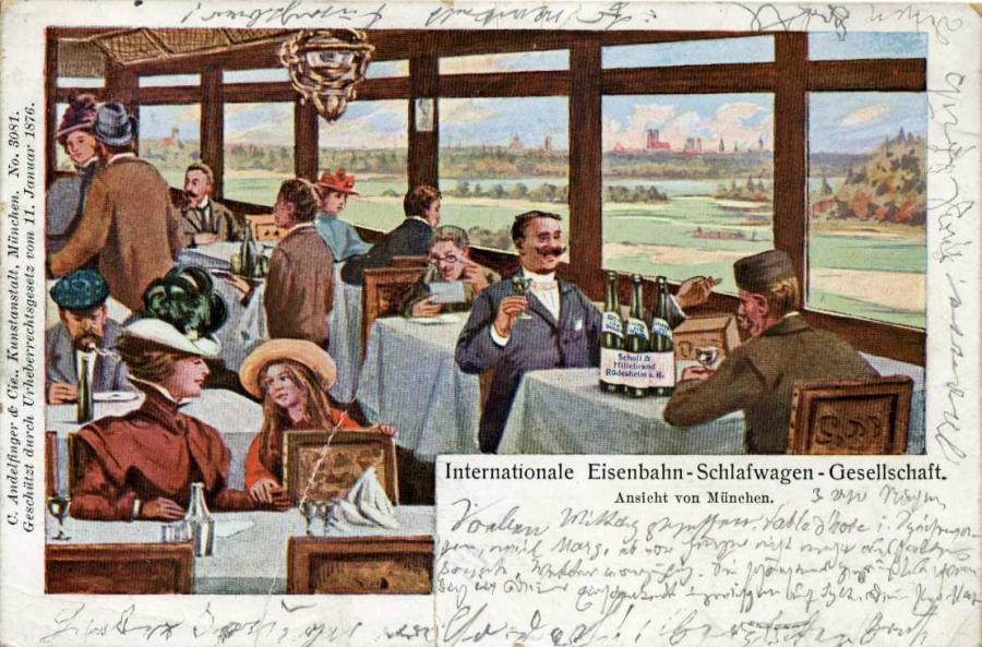 Internationale Eisenbahn-Schlafwagen-Gesellschaft