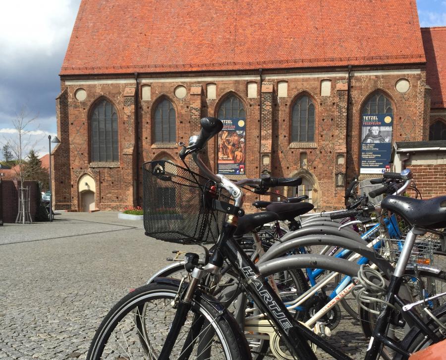 Mönchenkloster am Luther-Tetzel-Weg