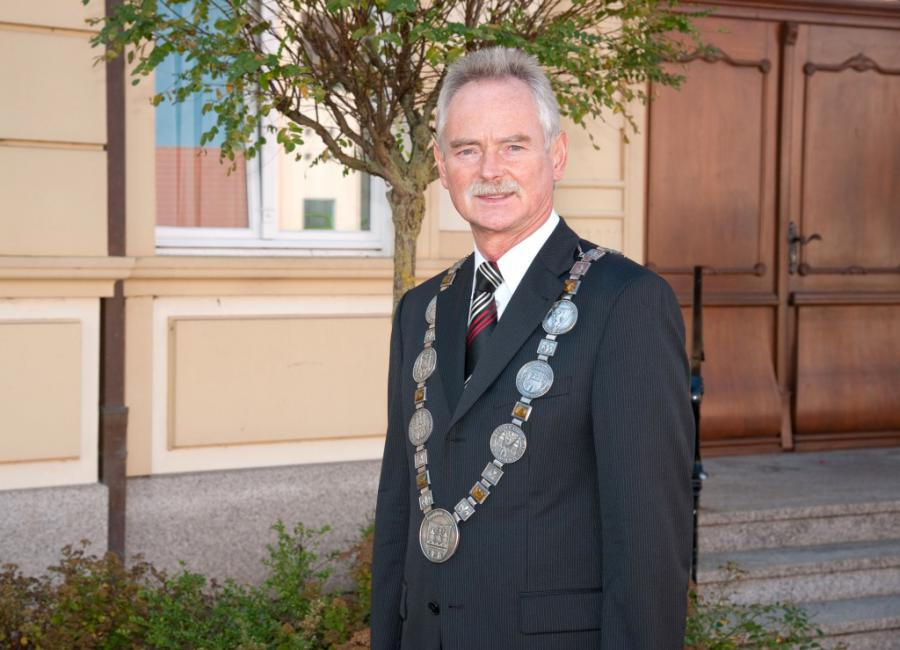 Bürgermeister Dr. Michael Koch