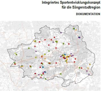 Integriertse Sportentwicklungskonzept für die Sängerstadtregion
