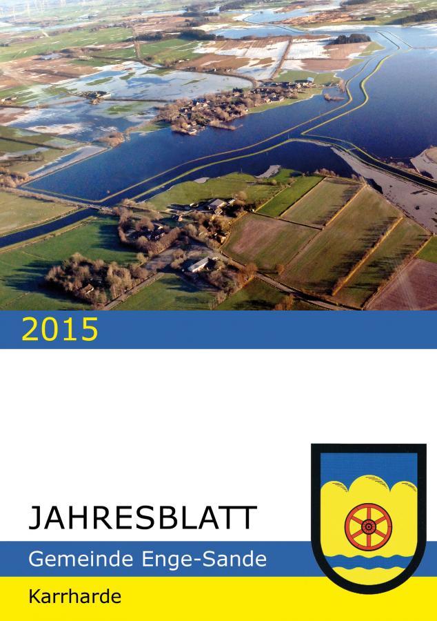 Jahresblatt 2015 TITELBILD