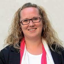 Bürgermeisterin Janine Schäfer