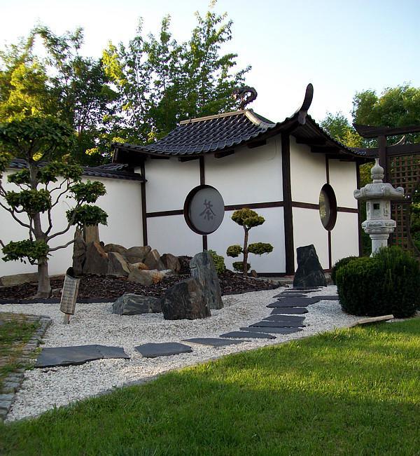 Japanische Gartenwelt