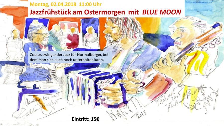 Jazz-Frühstück Ostermontag 2018