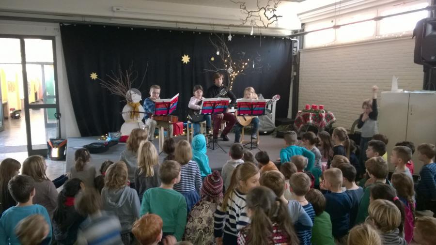 Weihnachtsvorführung 2016