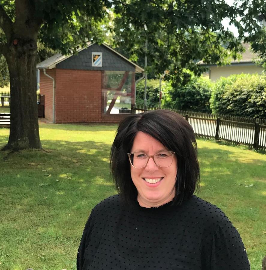Ortsbürgermeisterin Jenny Apelt
