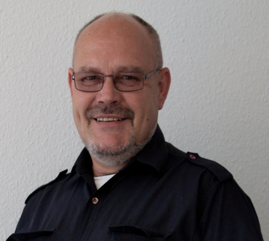 Friedensrichter Jens Freyer