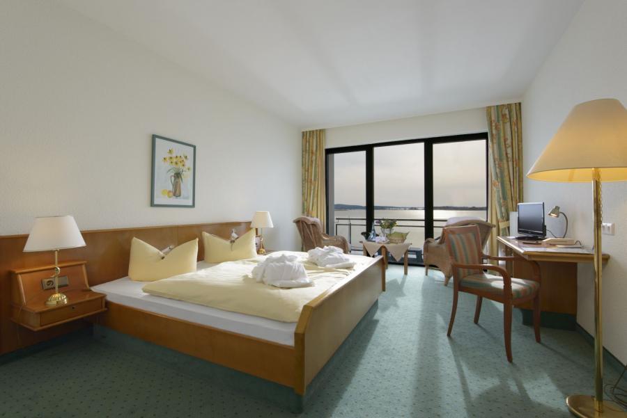 © Jens Öllermann - Doppelzimmer mit Balkon zur Seeseite