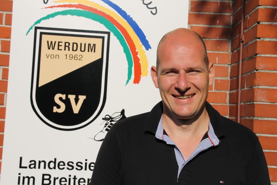 Jörg Pieper (1. Vorsitzender)